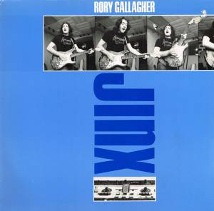 Cover - Rory Gallagher: Jinx