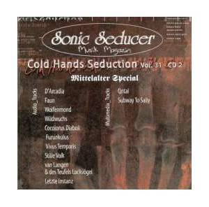 Various - Sonic Seducer Cold Hands Seduction Vol. 43