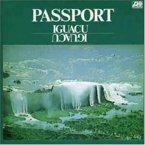 Cover - Passport: Iguaçu