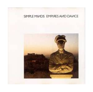Simple Minds: Empires And Dance - Cover