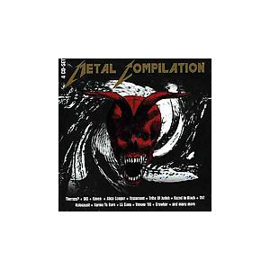 Metal Compilation - Cover