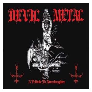 Devil Metal - A Tribute To Nunslaughter - Cover