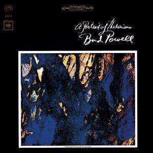 Cover - Bud Powell: Portrait Of Thelonious, A