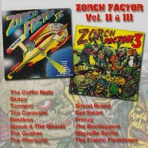Cover - Bootleggers: Zorch Factor Vol. II & III