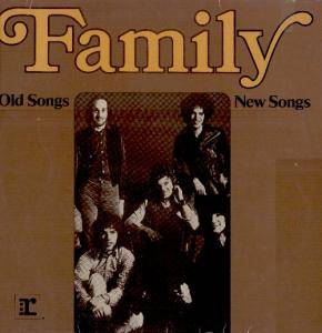 Family: Old Songs New Songs - Cover