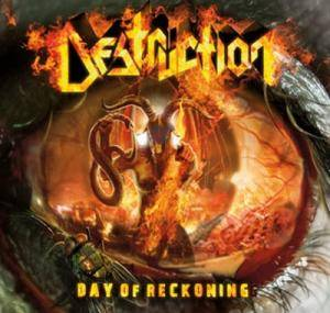Destruction: Day Of Reckoning - Cover