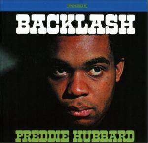 Cover - Freddie Hubbard: Backlash