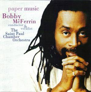 Cover - Bobby McFerrin: Paper Music