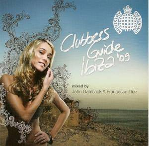 Cover - Francesco Diaz & Young Rebels: Clubbers Guide Ibiza '09