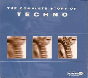 "Cover - ""O"": Complete Story Of Techno, The"