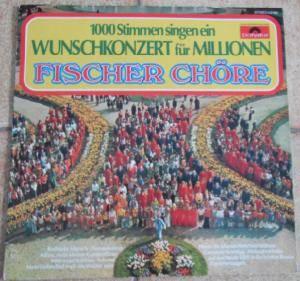 Fischer Chöre - 1000 Stimmen Singen Für Millionen - Das Lied Der Woche