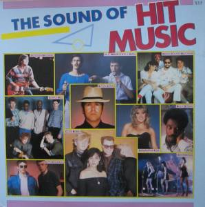 Sound Of Hit Music, The - Cover