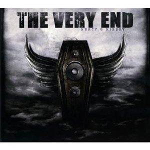 The Very End: Mercy & Misery - Cover