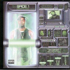 Cover - Spice 1: Immortalized