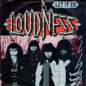 Loudness: Let It Go - Cover