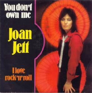Cover - Joan Jett: You Don't Own Me