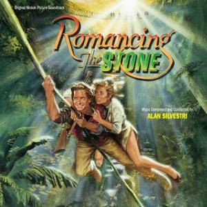 Cover - Alan Silvestri: Romancing The Stone
