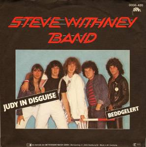 Cover - Steve Whitney Band: Judy In Disguise