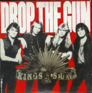 Kings Of The Sun: Drop The Gun - Cover