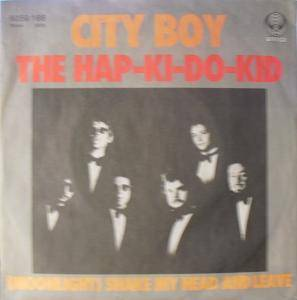 Cover - City Boy: Hap-Ki-Do-Kid, The