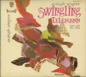 Cover - Swingle Singers, The: Swingling Telemann