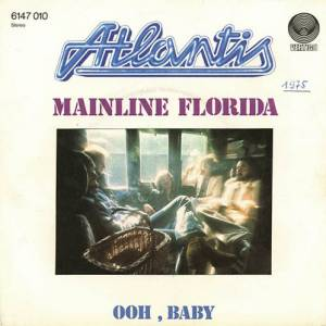 Cover - Atlantis: Mainline Florida