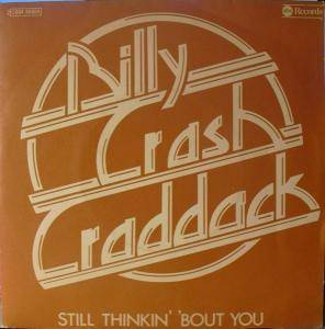 Cover - Billy Crash Craddock: Still Thinkin' 'bout You