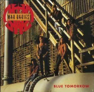 Cover - War Babies: Blue Tomorrow