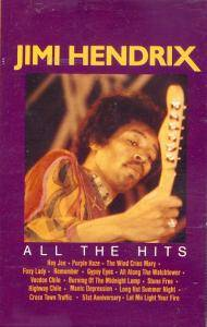 Jimi Hendrix: All The Hits (Tape) - Bild 1