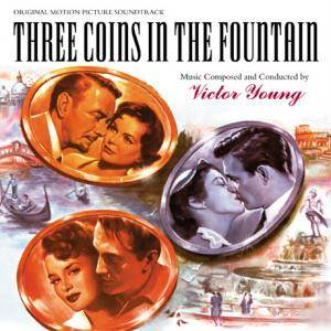 Cover - Victor Young: Three Coins In The Fountain