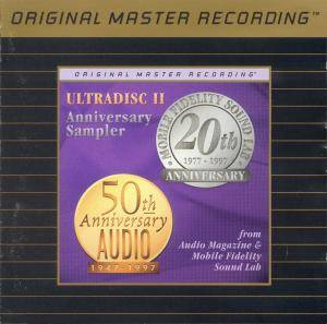 "Cover - Harry ""Sweets"" Edison & Eddie ""Lockjaw"" Davis: Ultradisc II Anniversary Sampler"