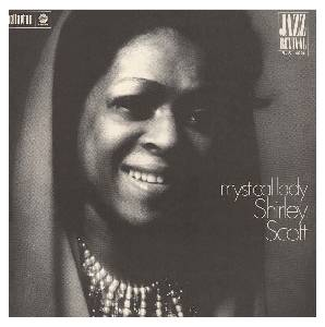 Cover - Shirley Scott: Mystical Lady