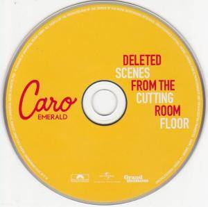 Caro Emerald: Deleted Scenes From The Cutting Room Floor (CD) - Bild 3
