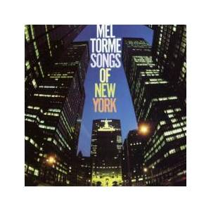 Cover - Mel Tormé: Songs Of New York