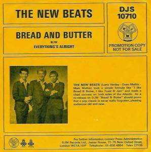 The Newbeats: Bread And Butter - Cover