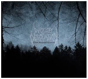 Woods Of Desolation: Torn Beyond Reason (CD) - Bild 1