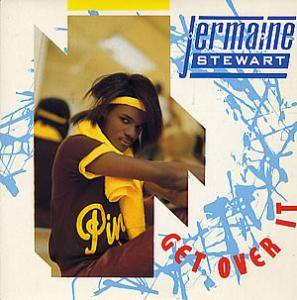 Cover - Jermaine Stewart: Get Over It