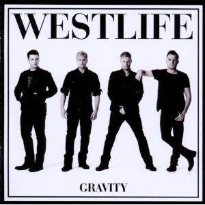 Cover - Westlife: Gravity