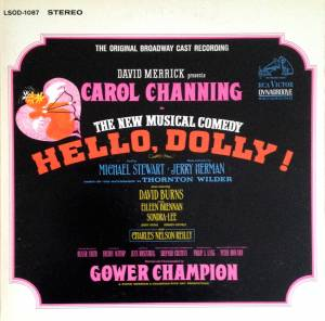 Jerry Herman: Hello, Dolly - Cover