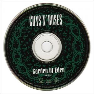Cover - Guns N' Roses: Garden Of Eden