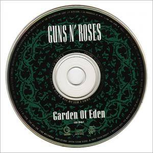 Guns N' Roses: Garden Of Eden - Cover
