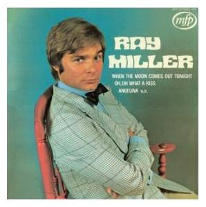 Cover - Ray Miller: Ray Miller
