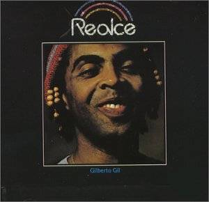 Cover - Gilberto Gil: Realce