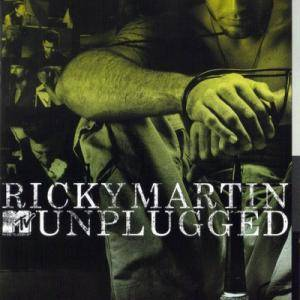 Cover - Ricky Martin: MTV Unplugged