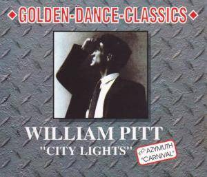 Cover - William Pitt: City Lights / Carnival
