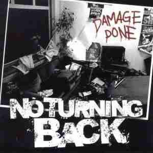 No Turning Back: Damage Done - Cover