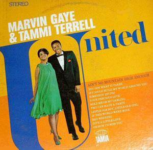 Cover - Marvin Gaye & Tammi Terrell: United