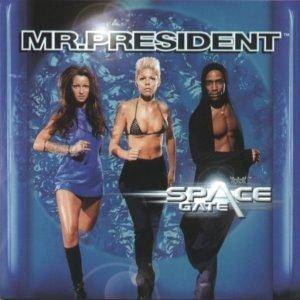 Cover - Mr. President: Space Gate