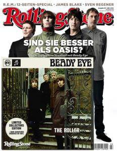"Beady Eye: The Roller (7"") - Bild 2"