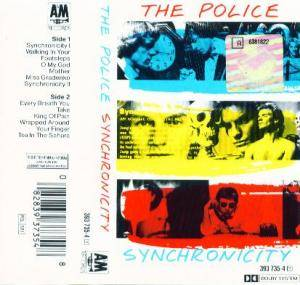 The Police: Synchronicity (Tape) - Bild 1